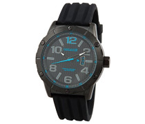 Italy Herren-Armbanduhr OLA0479NR/BL/NR