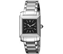 Armbanduhr Le Lustre Chronograph Quarz Edelstahl Swiss Made