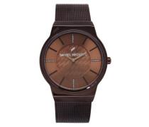 Armbanduhr Analog Quarz Edelstahl DHD 001-5UM