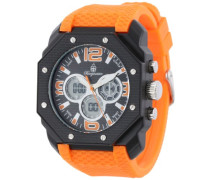 Armbanduhr Tokio Analog - Digital Quarz Silikon BM901-620A