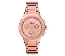 Armbanduhr Chronograph Quarz Gold 5094.9266