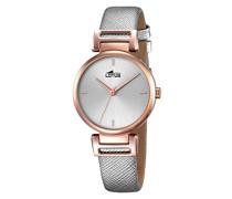 Damen-Armbanduhr Analog Quarz Leder 18229/1