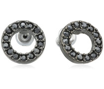 Jewelry Ohrstecker aus der Serie Classic hematite beschichtet hematite beschichtet 1.0 cm 611313113