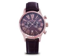 Italy - Herren -Armbanduhr OLA0672L/RG/MR/MR