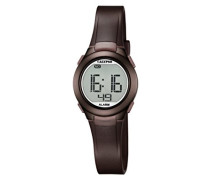-Armbanduhr Digital Digital Plastik K5677/6
