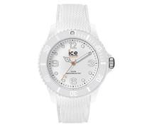 ICE sixty nine White - Weiße Herrenuhr mit Silikonarmband - 013617 (Large)
