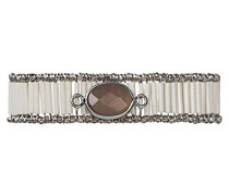 Damen-Manschetten Armbänder Edelstahl E18LYOUPWH