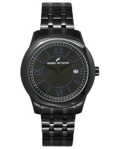 Armbanduhr Analog Quarz Edelstahl DHH 004-3AM