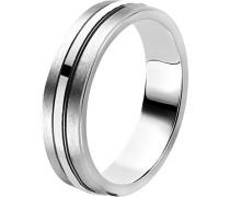 -Trauringe 925_Sterling_Silber '- Ringgröße 62 (19.7) OR9844/5/A1/62