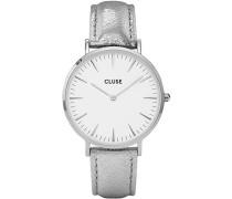 Erwachsene Digital Quarz Uhr mit Leder Armband CL18233