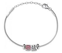 Damen-Charm-Armbänder 925_Sterling_Silber SAFZ177