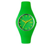 Damen-Armbanduhr Ice-Slim grün ICE.GN.U.S.12