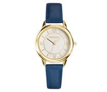 Damen Analog Quarz Uhr mit Leder Armband M1257UG