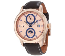 Herren- Armbanduhr Analog Quarz SC0207