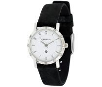 Damen-Armbanduhr Velvet Analog Quarz Leder