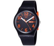 Digital Quarz Uhr mit Silikon Armband SUOB723