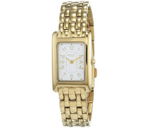 Analog Quarz Uhr mit Edelstahl Armband 12210961