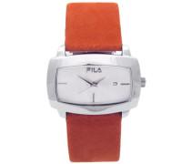 Damen-Armbanduhr Analog Quarz Edelstahl 521327