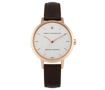 Damen-Armbanduhr Analog Quarz FC1279TRG