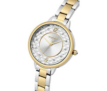 Damen -Armbanduhr- M1272SGM