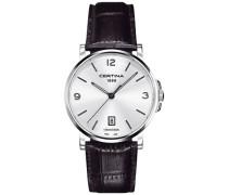 Armbanduhr XL Analog Quarz Leder C017.410.16.037.00