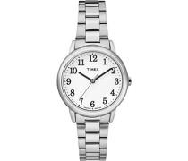 Damen Armbanduhr Analog Edelstahl TW2R23700