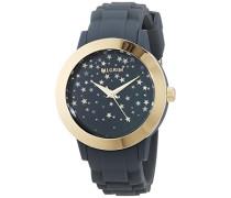 Analog Quarz Uhr mit Silikon Armband 701742110