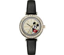 Damen Analog Quarz Armbanduhr ID00301
