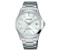 Analog Quarz Uhr mit Edelstahl Armband PS9449X1