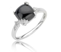 Ring 925 Sterling Silber mit Cubic Zirkonia