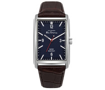 Datum klassisch Quarz Uhr mit PU Armband BS013UBR
