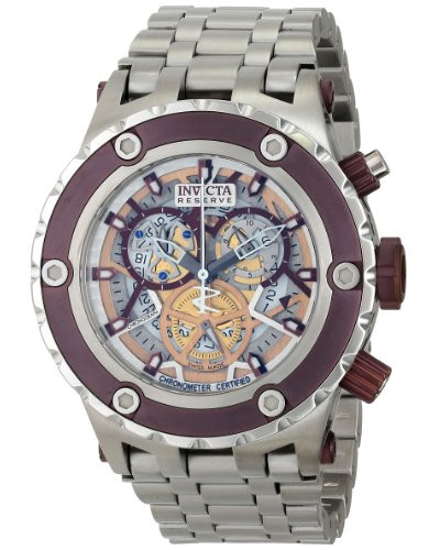 Herren- ArmbanduhrSubaqua Chronograph Quarz12908