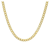 Halskette 9 Karat 375 Gold 9 Karat 375 Gelbgold Glas UTD170 20