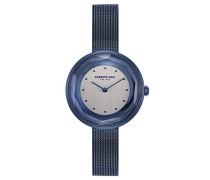 Analog Quarz Uhr mit Edelstahl Armband KC50204002