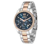 Armbanduhr 240 Chronograph Quarz Edelstahl R3273676001