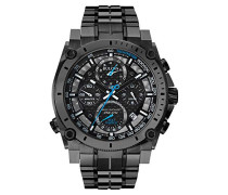 Armbanduhr Precisionist Analog Quarz Edelstahl 98B229
