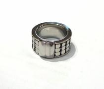 Damen-Ring Edelstahl mattiert Steel Silk