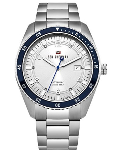 Herren-Armbanduhr WBS107SM