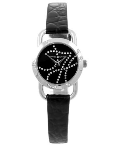 Damen-Armbanduhr Analog Quarz Leder DHCL06120NZL