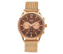 Armbanduhr Harrow Chronograph Quarz Edelstahl HL41-CM-0056