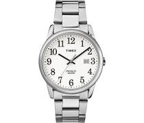 Herren Armbanduhr Analog Edelstahl TW2R23300