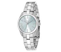 Armbanduhr POSILLIPO Analog Quarz Edelstahl R0153132506