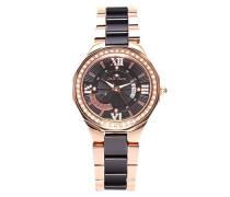 Armbanduhr Analog Quarz Premium Keramik Diamanten - STM15Y6