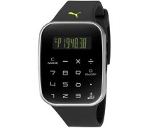 Puma Armbanduhr Digital Quarz Plastik PU910531002