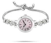 Analog Quarz Uhr mit Edelstahl Armband R0153122561