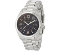 Analog Quarz Uhr mit Edelstahl Armband H68551133