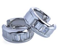 Damen-Ohrring 925 Silber JPCO90057A000