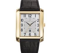 Armbanduhr 612369 Analog Quarz Schwarz 612369