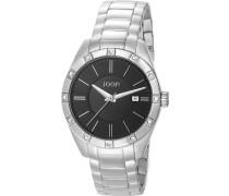 Armbanduhr Emblem Analog Quarz Edelstahl JP101022F06