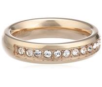 Ring Vergoldetes Metall Kristall Swarovski 336194